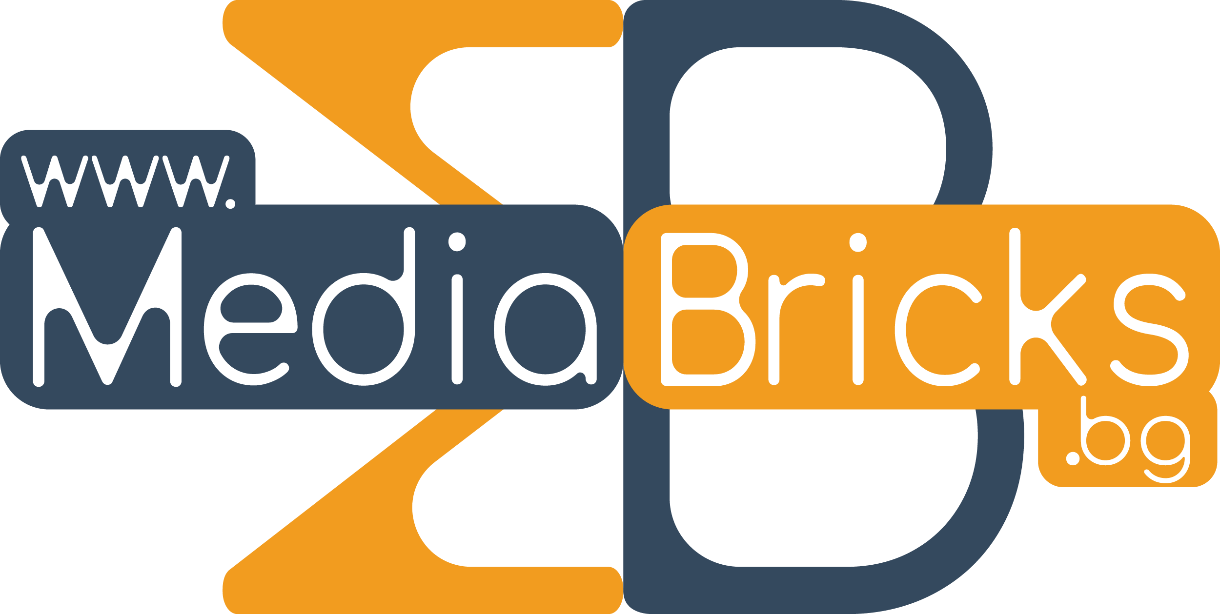 Media Bricks logo